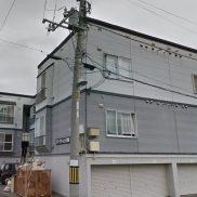 北海道札幌市◆賃貸14の12◆土地304.7平米◆1LDK×14戸◆満室時利回り 13.66%