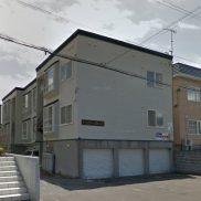 北海道札幌市◆賃貸8の6◆土地 351.19平米◆1DK×4戸,2LDK×4戸◆バス停徒歩4分◆ 満室時利回り 14.01%