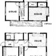 茨城県つくば市◆戸建て賃貸中◆土地200.45平米◆4LDK◆満室時利回り 12.12%