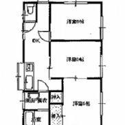 茨城県稲敷郡◆満室稼働中◆土地456.59平米◆3DK×3戸◆ 満室時利回り 20.00%