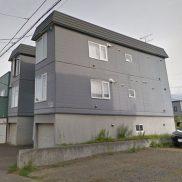 北海道札幌市◆満室稼働中◆土地183.46平米◆1DK×8戸◆バス停徒歩3分◆満室時利回り 11.35%