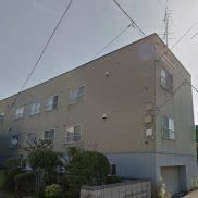 北海道札幌市◆賃貸8の6◆土地272.39平米◆1K×8戸◆満室時利回り 11.96%