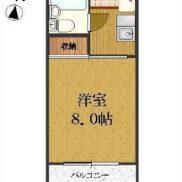 愛知県知立市 満室稼働中 土地320.06平米 1K×12戸 満室時利回り9.51%