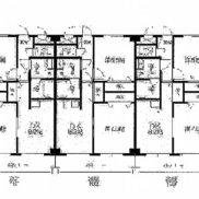 群馬県前橋市 賃貸6の5 土地850.52平米 2DK×6戸 満室時利回り8.44%