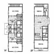 山形県米沢市◆満室稼働中◆土地228.19平米◆1DK×2戸、2LDK×1戸◆満室時利回り 11.71%