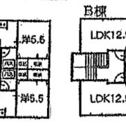 青森県青森市◆賃貸8の7◆土地384.35平米◆1LDK×8戸◆バス停徒歩10分◆満室時利回り 8.81%