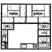 島根県江津市◆賃貸5の4◆土地123.43平米◆2K×3戸,2DK×2戸◆満室時利回り 13.26%