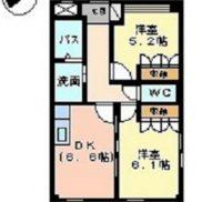 山口県宇部市◆賃貸8の7◆土地1,251.3平米◆2DK×8戸◆満室時利回り 7.64%