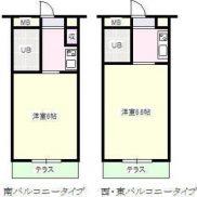 岐阜県大垣市◆賃貸36の22◆土地374.34平米◆1K×36戸◆満室時利回り 15.38%