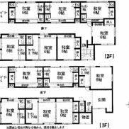 山形県最上郡◆賃貸11の3◆土地913.85平米◆ 満室時利回り 37.5%