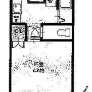 静岡県浜松市◆満室稼働中◆土地116平米◆1K×6戸◆満室時利回り 10.03%
