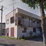 北海道札幌市◆賃貸8の7◆土地168.6平米◆満室時利回り 16.02%