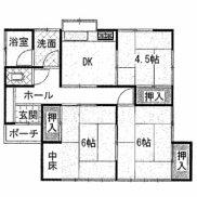長野県茅野市◆満室稼働中◆土地245.16平米◆貸家×2戸◆満室時利回り 10.80%