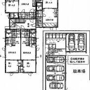 北海道札幌市◆賃貸8の7◆土地234.56平米◆1LDK×8戸◆満室時利回り 8.89%