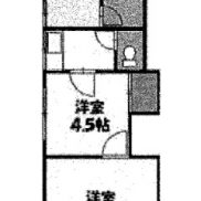 栃木県宇都宮市◆賃貸4の3◆土地110.5平米◆2K×4戸◆満室時利回り 16.25%