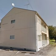 栃木県小山市◆賃貸4の2◆土地233.05平米◆2DK×4戸◆満室時利回り 8.97%