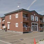 北海道岩見沢市◆2棟 賃貸12の7◆土地1,065.4平米◆2LDK×12戸◆バス停徒歩2分◆満室時利回り 9.17%