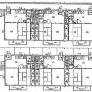 静岡県掛川市◆満室稼働中◆土地532.64平米◆2DK×6戸◆満室時利回り 11.00%