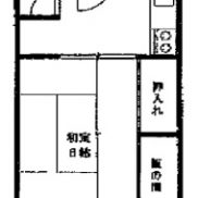 愛媛県松山市◆賃貸8の6◆土地206.57平米◆1K×8戸◆バス停徒歩4分◆満室時利回り 15.13%