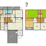 北海道札幌市◆満室稼働中◆土地221.11平米◆3LDK×1戸 4LDK×1戸◆バス停徒歩3分◆満室時利回り 8.90%