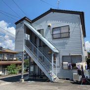 長野県上田市  満室稼働中  土地488.97平米  1K×4戸  満室時利回り 8.76%