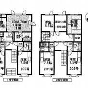 北海道札幌市 賃貸5の4 土地121.28平米 バス停徒歩2分 満室時利回り 9.30%