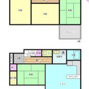埼玉県比企郡 賃貸中 土地139平米 戸建て4LDK 満室時利回り 11.70%