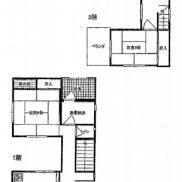 埼玉県加須市 空室 土地163.15平米 戸建て5DK 満室時利回り 11.00%