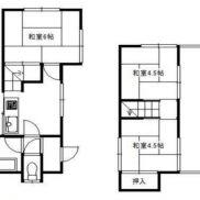 埼玉県入間郡 賃貸中 土地81平米 戸建て3DK 満室時利回り 13.09%