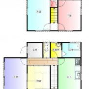 千葉県山武市 空室 土地192平米 戸建て4DK 満室時利回り 13.57%