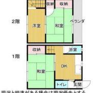 和歌山県和歌山市 空室 土地 234.7平米 3DK×3戸 満室時利回り 16.36%