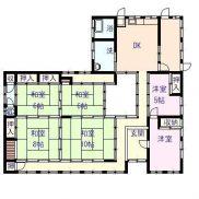 栃木県佐野市 空室 土地704.13平米 戸建て6LDK 満室時利回り 14.40%
