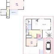 千葉県東金市 空室 土地149.02平米 戸建て2LDK 満室時利回り 10.34%