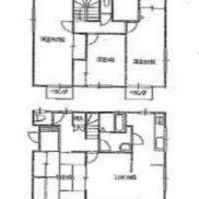 千葉県稲敷郡 空室 土地540.53平米 戸建て4SLDK 満室時利回り 9.8%