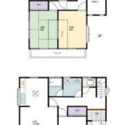 埼玉県深谷市 空室 土地109.18平米 戸建て4LDK 満室時利回り 10.83%
