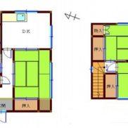 千葉県木更津市 空室 土地119.3平米 戸建て3DK 満室時利回り 13.71%