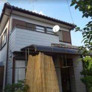 埼玉県鶴ヶ島市 居住中 土地85平米 戸建て3DK 満室時利回り 12.41%