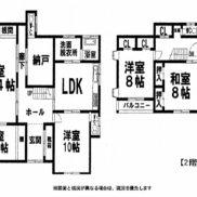 群馬県高崎市 賃貸中 土地495.86平米 戸建て7LDK 満室時利回り 10.50%