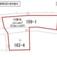 群馬県高崎市 空室 土地222.44平米 戸建て2LDK 満室時利回り 11.00%