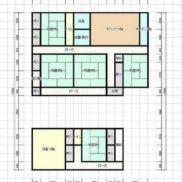 群馬県高崎市 空室 土地487平米 戸建て6DK 満室時利回り 15.42%