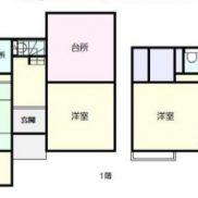 群馬県前橋市 空室 土地416.57平米 戸建て6DK 満室時利回り 11.25%