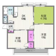 奈良県大和高田市 満室稼働中 土地156.91平米 2DK×4戸 満室時利回り 12.00%