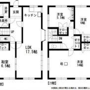 埼玉県入間郡 空室 土地135.51平米 戸建て4LDK 満室時利回り 19.21%