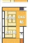 神奈川県横須賀市 賃貸中 土地128.95平米 戸建て6DK 満室時利回り 13.13%
