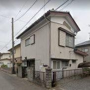 栃木県小山市 空室 土地140平米 戸建て4DK 満室時利回り 13.46%