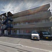 北海道札幌市 賃貸15の12 土地413.21平米 1DK×9戸 2DK×6戸 満室時利回り 9.80%