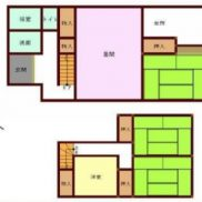 栃木県栃木市 空室 土地416平米 戸建て4LK 満室時利回り 18.94%