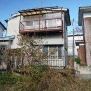 埼玉県富士見市 空室 土地45.54平米 戸建て3K 満室時利回り 9.55%
