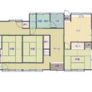 栃木県佐野市 空室 土地 334.76平米 戸建て5DK 満室時利回り 11.77%