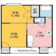 群馬県伊勢崎市 賃貸9の8 土地489平米 2DK×9戸 満室時利回り 11.78%